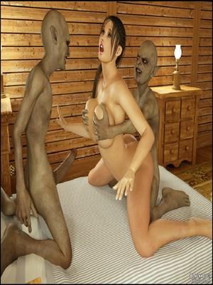 8muses 3D Porn Comics Blackadder- Monster Sex 07 image 30