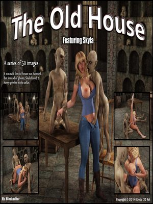 Blackadder- The Old House 8muses 3D Porn Comics