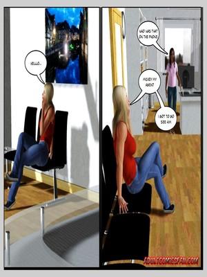 8muses 3D Porn Comics, Interracial Comics Blacknwhite – The Birth of a Star image 02