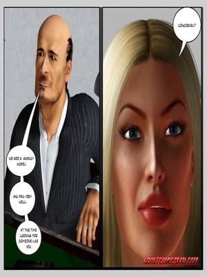 8muses 3D Porn Comics, Interracial Comics Blacknwhite – The Birth of a Star image 05
