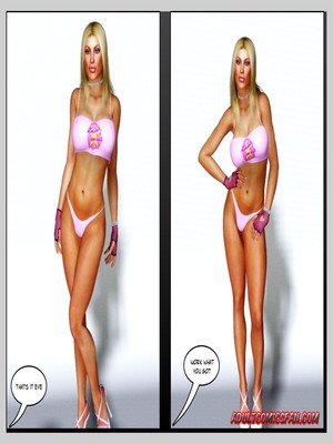 8muses 3D Porn Comics, Interracial Comics Blacknwhite – The Birth of a Star image 14
