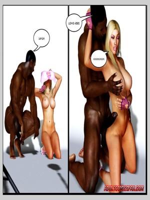 8muses 3D Porn Comics, Interracial Comics Blacknwhite – The Birth of a Star image 50