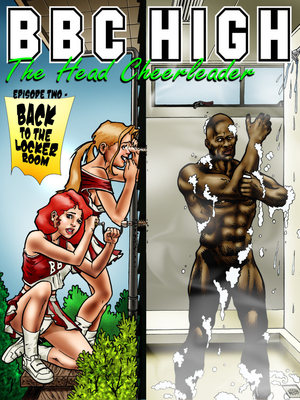 BlacknWhite- BBC High- The Head Cheerleader 2 8muses Interracial Comics