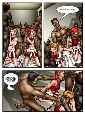 8muses Interracial Comics BlacknWhite- BBC High- The Head Cheerleader 2 image 08