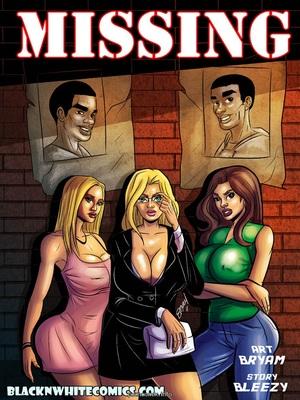 BlacknWhite- Missing 8muses Interracial Comics