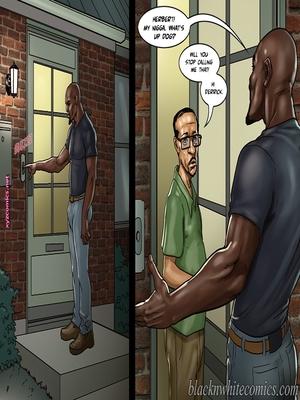 8muses Interracial Comics BlacknWhite- The Poker Game 2 image 02