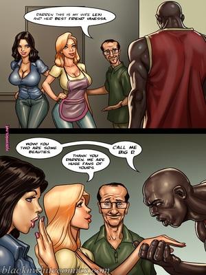 8muses Interracial Comics BlacknWhite- The Poker Game 2 image 05