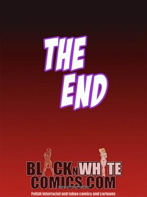8muses Interracial Comics BlacknWhite- The Poker Game 2 image 82