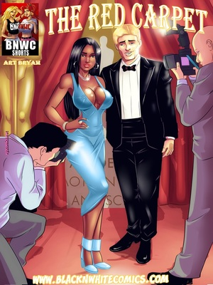 BlackNwhite- The Red Carpet- BNW 8muses Interracial Comics