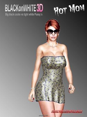 BlackonWhite 3D – Hot Mom 8muses 3D Porn Comics