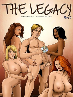 Botcomics – The Legacy 3 8muses Adult Comics