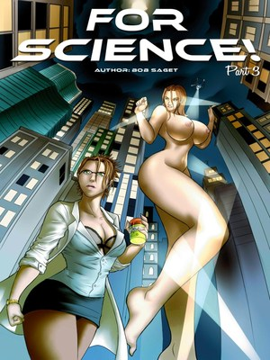 BotComix- For Science 03 8muses Adult Comics