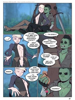 8muses Adult Comics Broken Hilt Inn ch.3 image 15