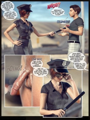 8muses 3D Porn Comics Busted! – World of Peach image 07