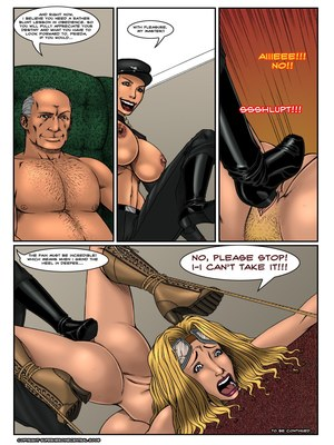 8muses Porncomics Busty Bombshell- Axis of Evil- DeucesWorld image 21
