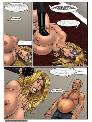 8muses Porncomics Busty Bombshell- Axis of Evil- DeucesWorld image 22