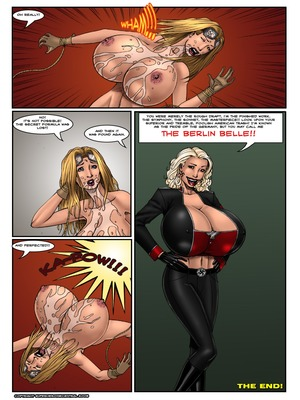 8muses Porncomics Busty Bombshell- Axis of Evil- DeucesWorld image 26