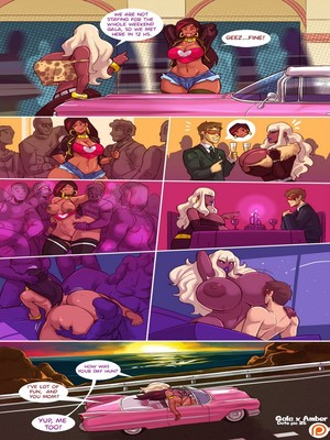 8muses Adult Comics Carmessi- Date With Gala image 25