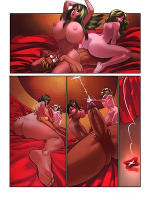 8muses Adult Comics Cash Or Bust- Expansionfan image 15