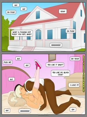 Caught- Interracial 8muses Interracial Comics