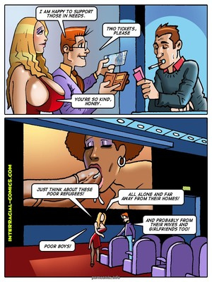 8muses Interracial Comics Charity couple- Interracial image 02