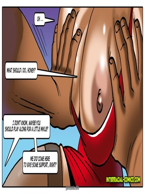8muses Interracial Comics Charity couple- Interracial image 04