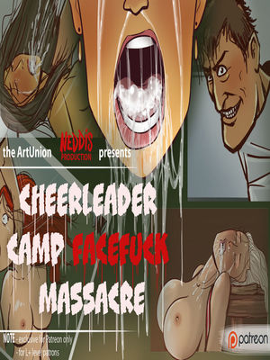 Cheerleader Camp Facefuck Massacre 8muses Adult Comics