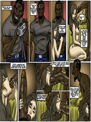 8muses Interracial Comics Christy Saga – Sweet Cheater image 04