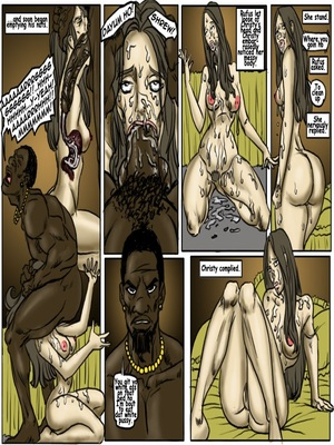 8muses Interracial Comics Christy Saga – Sweet Cheater image 06