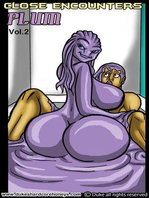 Close Encounters 02- DukeHoney 8muses Interracial Comics
