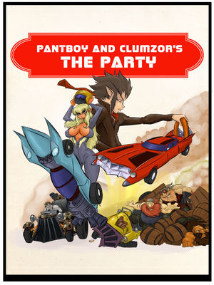 Clumzor – The Party – Part 6 8muses Adult Comics