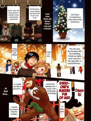 Colorful Santa | Santa Claus Dreamin 8muses Hentai-Manga