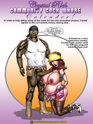 Community Cock Whore-World of Smudge 8muses Interracial Comics