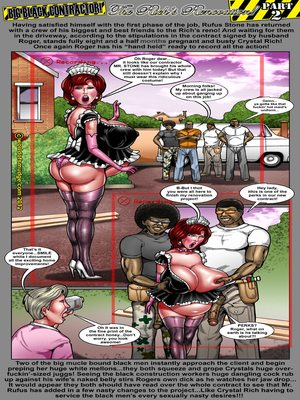 8muses Interracial Comics Community Cock Whore-World of Smudge image 04