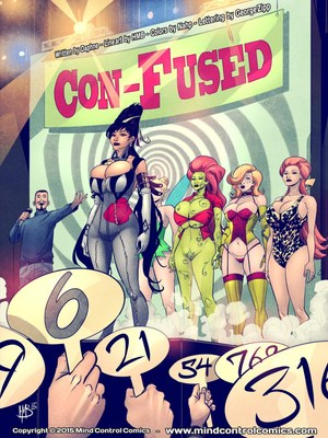 Con-fused 6- Mind Control 8muses Adult Comics