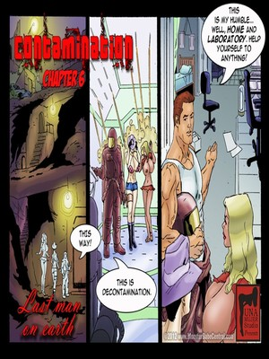 Contamination 6- Last Man on Earth 8muses Porncomics