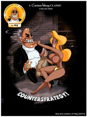 Counterstrategy- Cartoon Valley 8muses Adult Comics