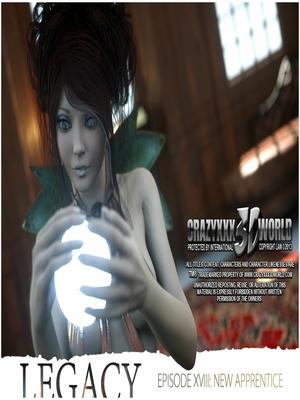 CrazyXXX3D World -Never Quest Chronicles -18 8muses 3D Porn Comics