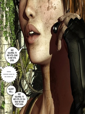 CrazyXXX3DWorld- Lara Croft-Clara Ravens 1 8muses 3D Porn Comics
