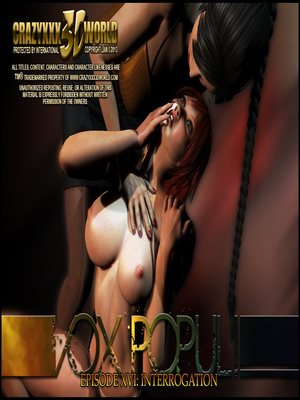 CrazzyXXX3DWorld- VOX POPULI – EPISODE 16 8muses 3D Porn Comics