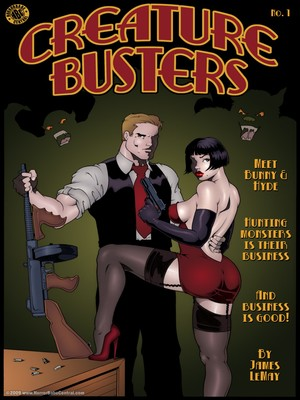 Creature Buster- James Lemay 8muses Porncomics
