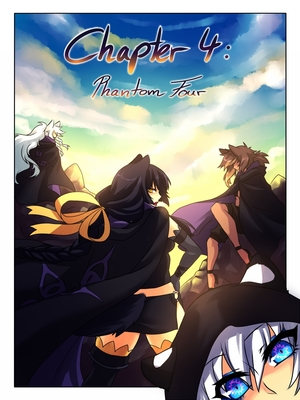 Crescentia Ch.4- Phantom Four 8muses Hentai-Manga