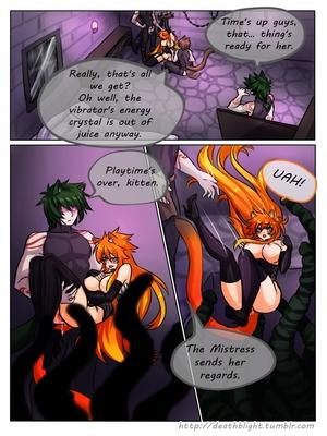 8muses Hentai-Manga Crescentia- Deathblight Ch. 2 image 47