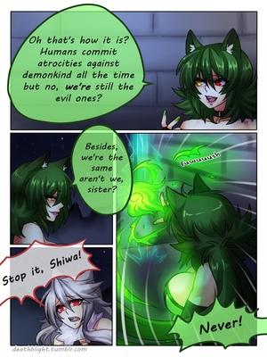 8muses Hentai-Manga Crescentia- Deathblight Ch. 2 image 51