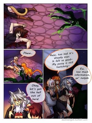 8muses Hentai-Manga Crescentia- Deathblight Ch. 2 image 61