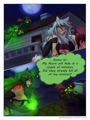 8muses Hentai-Manga Crescentia- Deathblight Ch. 2 image 62