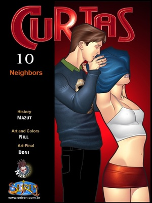 Curtas 10- Neighbors (English) 8muses Adult Comics