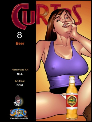 8muses Adult Comics Curtas 8- Beer (English) image 01