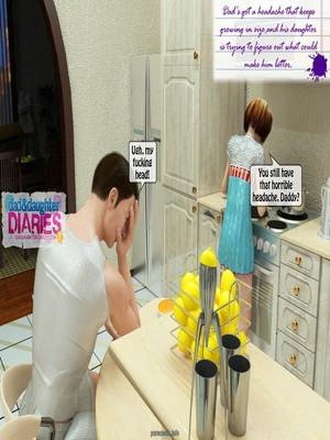 Dad + Daughter Diaries- 01 8muses 3D Porn Comics