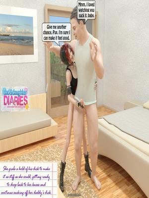 8muses 3D Porn Comics Dad + Daughter Diaries- 02 image 22